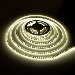 120 LED/m Beltéri Meleg fehér