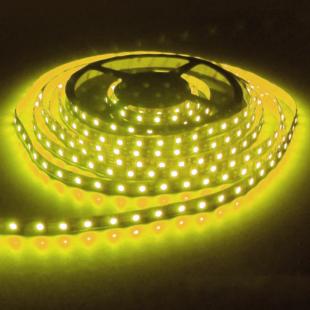 60 LED/m Kültéri Sárga