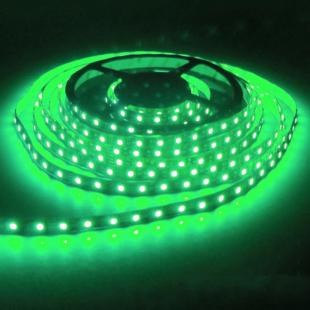 60 LED/m Kültéri Zöld
