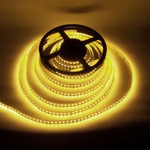 120 LED/m Beltéri Extra fényerő Meleg fehér