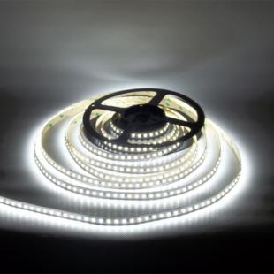 120 LED/m Beltéri Extra fényerő Hideg fehér
