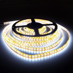 120 LED/m Kültéri Extra fényerő Hideg fehér