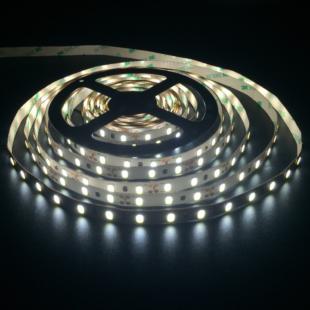 60 LED/m Beltéri Extra fényerő Hideg fehér