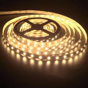 60 LED/m Beltéri Extra fényerő Napfény fehér