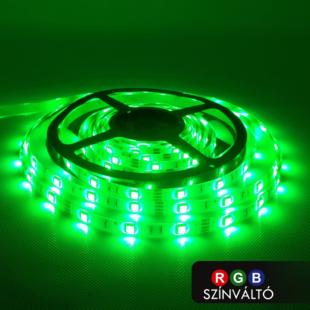 30 LED/m Kültéri Színes (RGB)