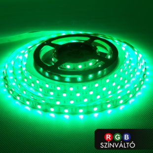 60 LED/m Beltéri Színes (RGB)