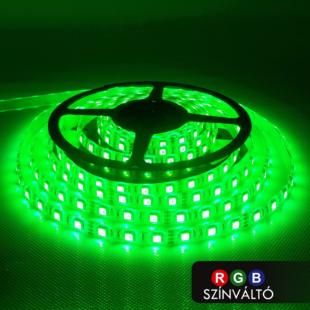 60 LED/m Kültéri Színes (RGB)