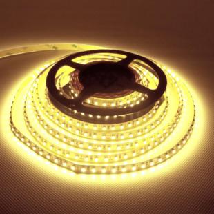 120 LED/m Beltéri Napfény fehér