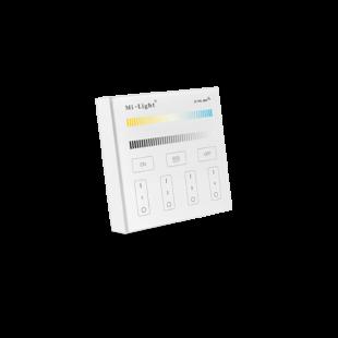 4 zónás RF (WiFi) CCT Touch fali vezérlő panel CON 782 2985-höz