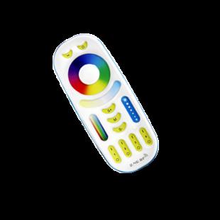 4 zónás RF (WiFi) Touch távirányító RGB,CCT,Dimmer LED vezérlőhöz CON 782 2988-hoz