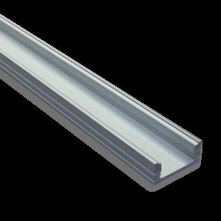 1m U alumínium profil LED szalaghoz