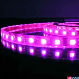 120 LED/m Kültéri Pink (rózsaszín)