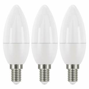 EMOS LED IZZÓ CLASSIC CANDLE E14 6W NW