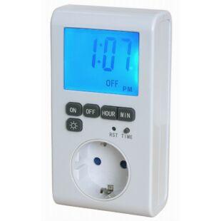 GAO Időkapcsoló, digitális, XXL LED kijelzővel