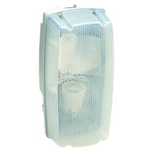 """GAO Lámpatest """"BRICK"""", E27 21W kompakt fénycsövekhez, IP54, szürke"""