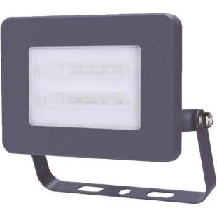 GAO LED Fényvető 10W 750lm IP65 antracit