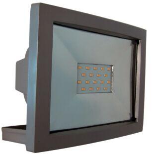 GAO LED fényvető, 10W (20x0.5W), 800lm, 2700-3000K, 120°, IP44