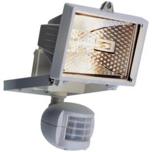 GAO Halogén fényvető, mozgásérzékelővel, 120W, fehér, IP44
