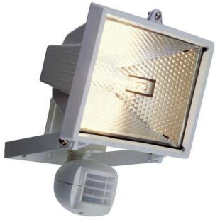 GAO Halogén fényvető, mozgásérzékelővel, 400W, fehér, IP44