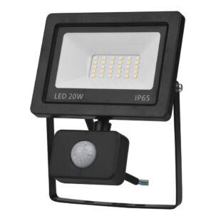"""GAO LED fényvető """"EcoSpot"""" 20W mozgásérzékelővel 1500lm IP44"""