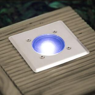 Globiz 11440A LED-es süllyeszthető, lépésálló szolár lámpa