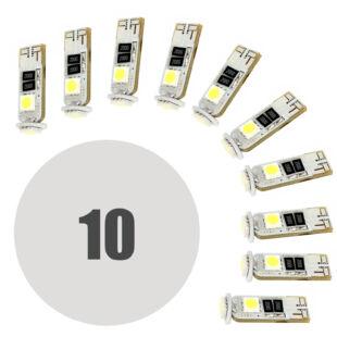 Carguard 50945-10 LED izzó