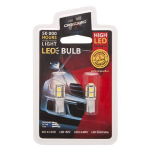 Carguard 51009 LED-es izzó