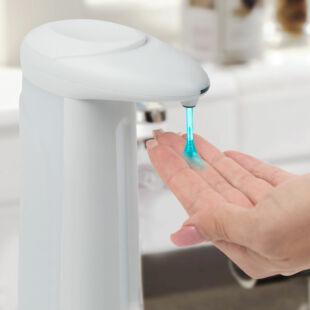 Automata szappanadagoló - 360 ml - álló - elemes
