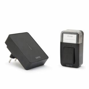Delight 55339B Digitális elem- és vezeték nélküli csengő - Kinetic