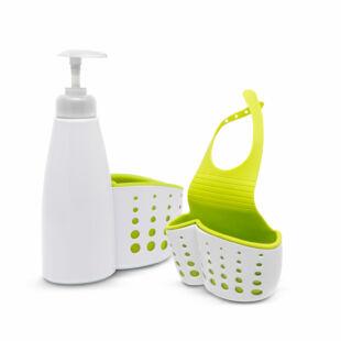 Fürdőszobai / konyhai eszköztartó