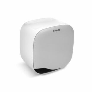 WC-papír tartó szekrény - fehér - 200 x 130 x 205 mm