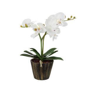 Fehér Orchidea asztali lámpa