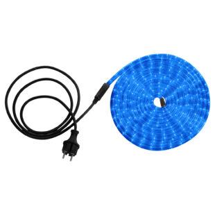 LED tömlő 6 m kék
