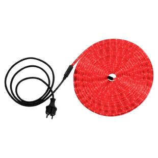 LED tömlő 9 m piros