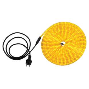 LED tömlő 9 m sárga