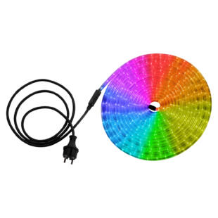 LED tömlő 9 m színes