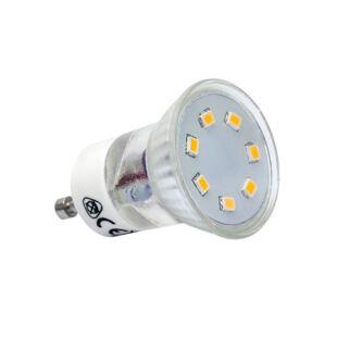 REMI GU10 SMD-WW fényforrás, LED izzó
