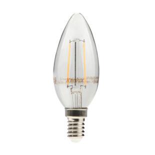 ZIPI FILLED 4W E14-WW fényforrás, LED izzó