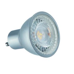 PRO GU10 LED 7W-CW fényforrás, LED izzó