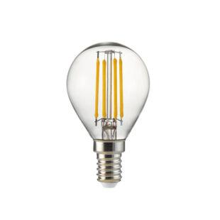 NUPI FILLED 4W E14-WW fényforrás, LED izzó