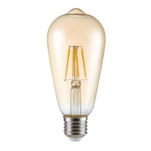 ST64 FILLED 4W E27-WW fényforrás, LED izzó