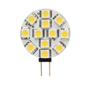 LED12 G4-WW fényforrás, LED izzó