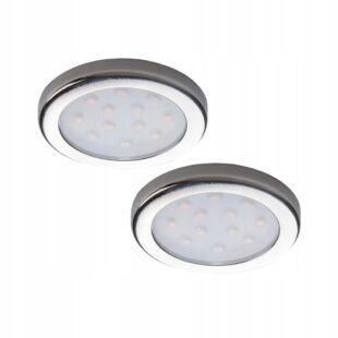 Kanlux Radis 23720 Irányfény lámpa króm LED - 1 x 1,5W 0,7 x 5,8 x 5,8 cm