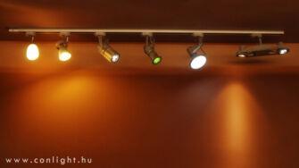 Spot LED izzók bemutatása