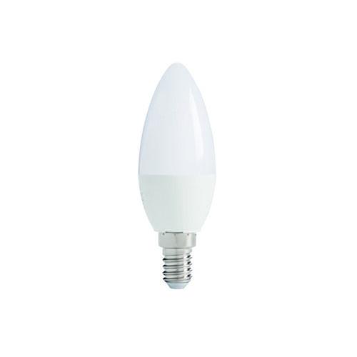 IQ-LED C37E14 7,5W-WW fényforrás, LED izzó