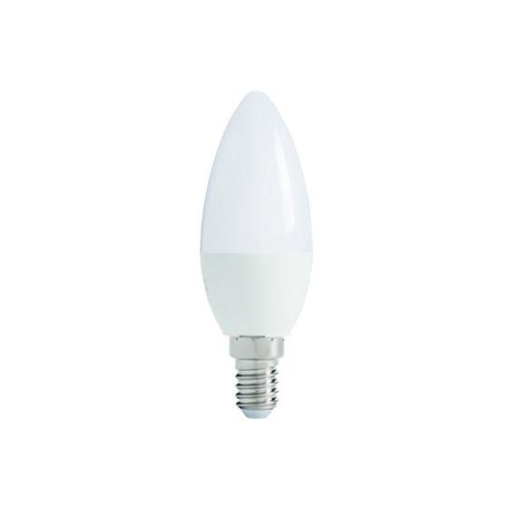 IQ-LED C37E14 7,5W-NW fényf.