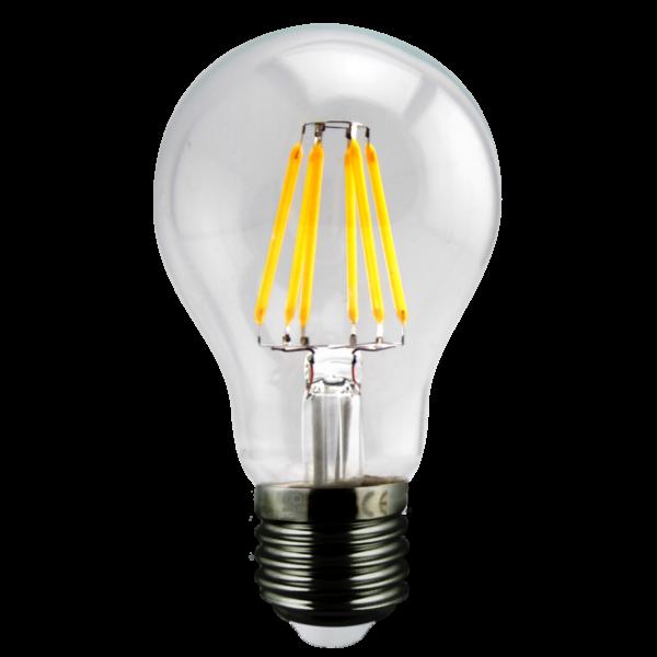 Conlight 8W Filament LED izzó