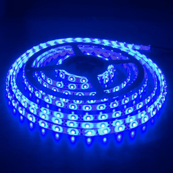 60 LED/m Kültéri Kék