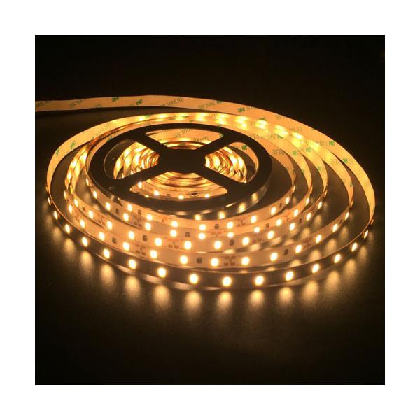 60 LED/m Beltéri Extra fényerő Meleg fehér