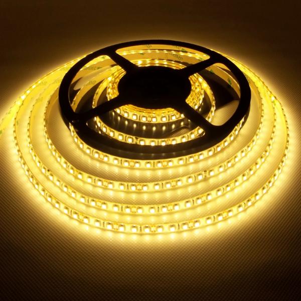 120 LED/m Kültéri Meleg fehér